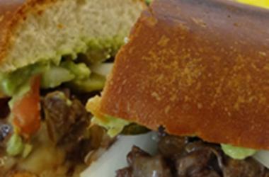 torta mexican sandwich